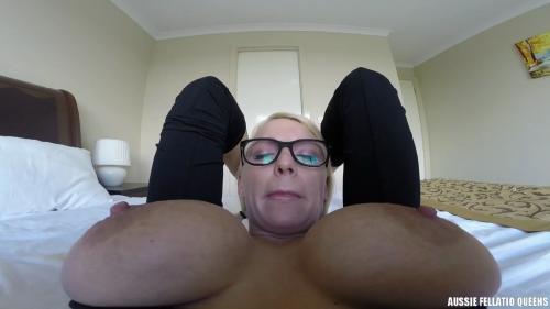 AussieFellatioQueens 19 04 06 Kenzie Taylor Nasty Schoolgirl XXX 1080p MP4-KTR