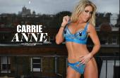 Carrie Anne Playboy Africa (April 2019)