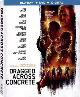 Закатать в асфальт / Dragged Across Concrete (2018) WEBRip 1080p | HDRezka Studio