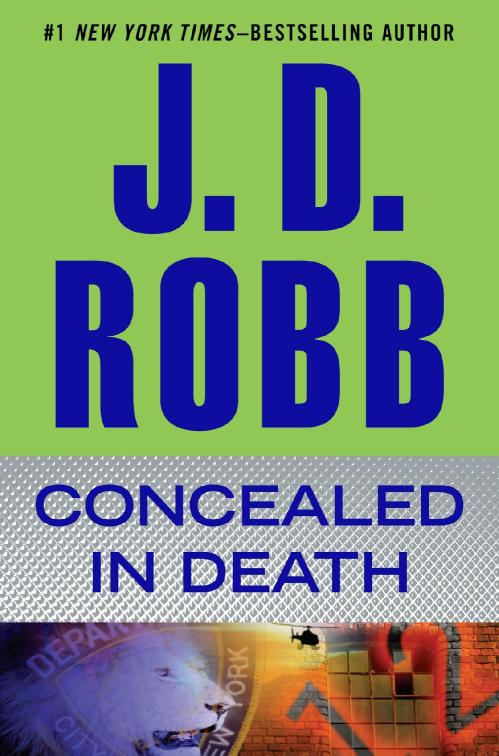 J D  Robb collection