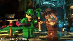 Re: LEGO DC Super-Villains (2018)