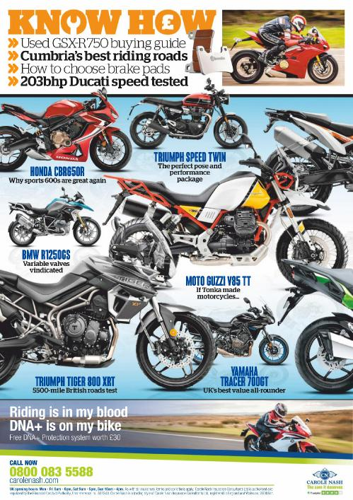 BIke UK May 2019