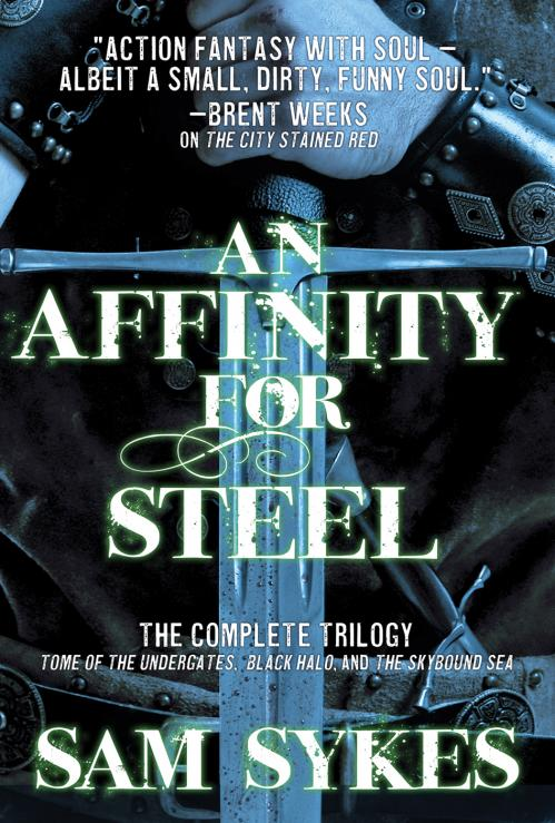 An Affinity for Steel - Sam Sykes