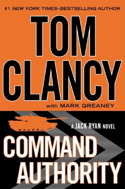 Tom Clancy - Jack Ryan Jr series