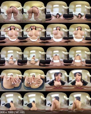 LethalHardcoreVR: Gia Milana (Housewife Gets a Warm Creampie / 12.04.2019) [Oculus Rift, Vive | SideBySide]