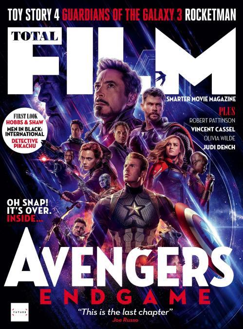Total Film - April 2019
