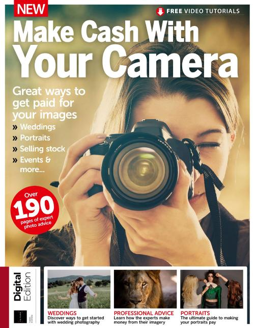 Future's Series- Make Cash With Your Camera, 3rd Edition 2018