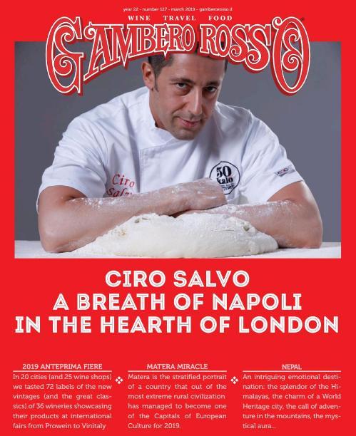 Gambero Rosso   March 2019