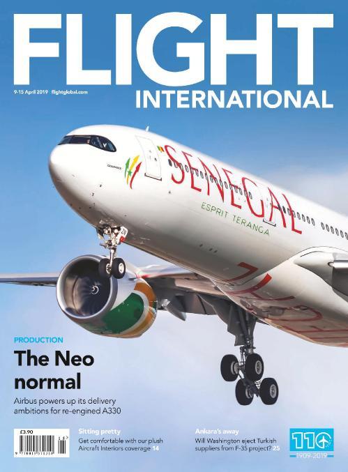 Flight International - 9 April (2019)