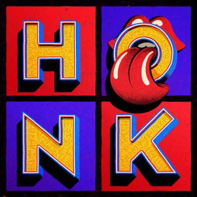 The Rolling Stones - Honk [Deluxe] (2019) FLAC