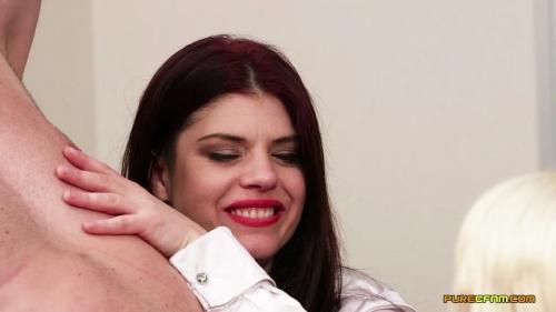 PureCFNM 19 04 19 Belle Ohara Bluebell Liz Rainbow And Lucia Love The Bully XXX 1080p MP4-KTR