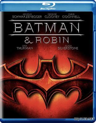Бэтмен и Робин / Batman & Robin (1997) BDRip 720p