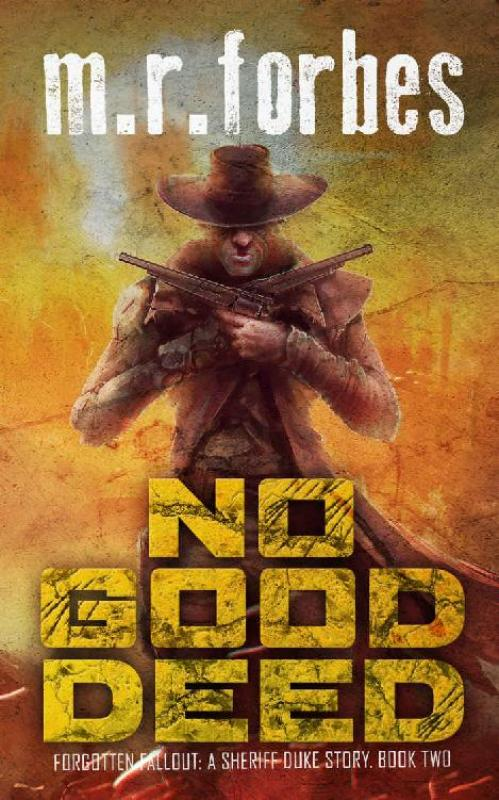 No Good Deed - M R  Forbes