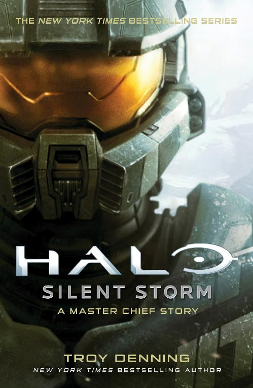 Halo  Silent Storm by Troy Denning