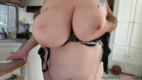 PlumperPass 19 04 19 Genevieve Lafleur Trashy And Classy XXX 1080p MP4-KTR