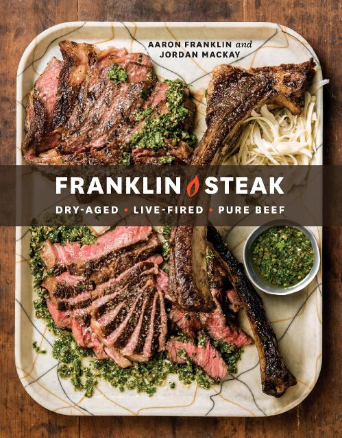 Franklin Steak Dry-Aged Live-Fired Pure Beef