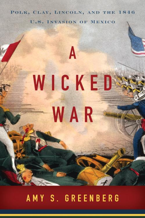 A Wicked War by Amy S Greenberg