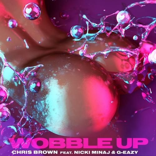 Chris Brown - Wobble Up ft  Nicki Minaj & G-Eazy Single (2019)