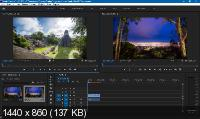 Adobe Premiere Pro CC 2019 13.1.1.11 RePack by Pooshock