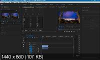 Adobe Premiere Pro CC 2019 13.1.1.11 RePack by Pooshock