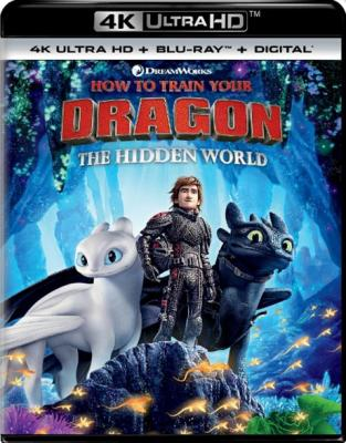 Как приручить дракона 3 / How to Train Your Dragon: The Hidden World (2019) BDRip 2160p | HDR | iTunes