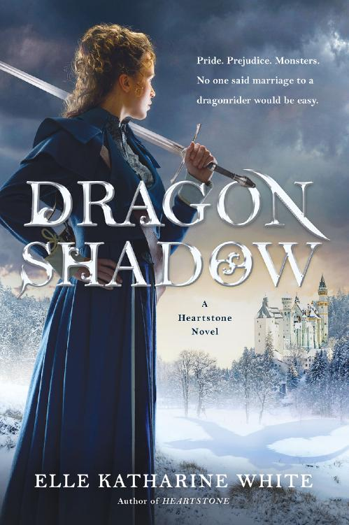 Dragonshadow (Heartstone, n  2) by Elle Katharine White