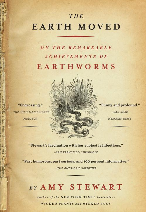 The Earth Moved  On the Remarkable Achievements of Earthworms