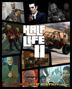 Half-Life 2 - Complete Edition (2007, PC)