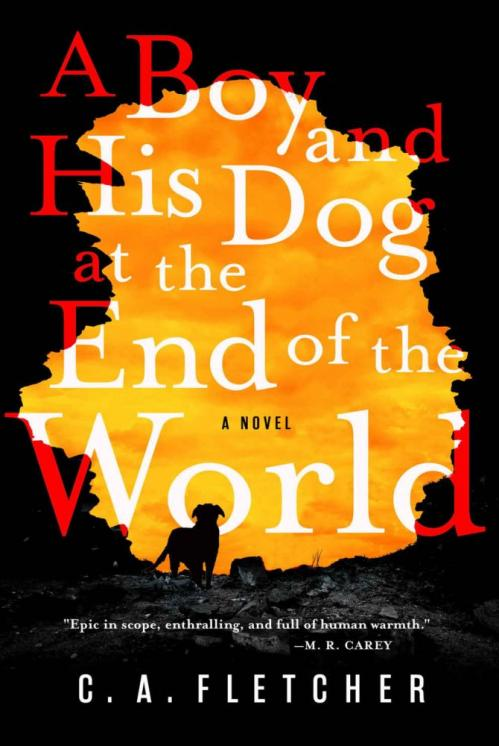 A Boy and His Dog at the End of the World A Novel By C A Fletcher
