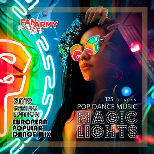 Magic Lights European Pop Dance Mix (2019)