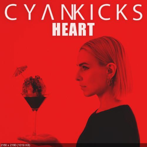 Cyan Kicks - Heart (Single) (2019)