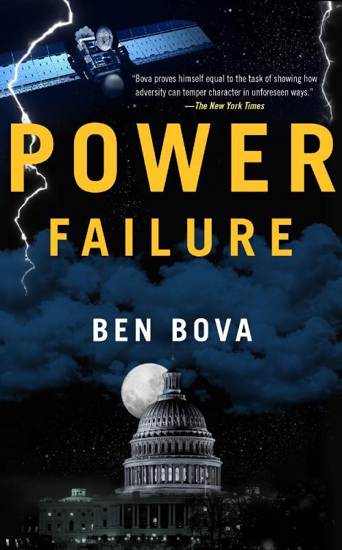 Power Failure (The Jake Ross, n  3) by Ben Bova