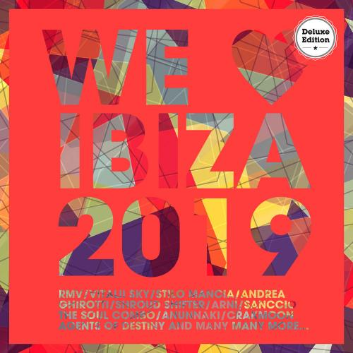 VA   We Love Ibiza 2019 [Deluxe] (2019)