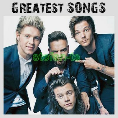 One Direction - Greatest Songs (2018) [MP3 320kbps
