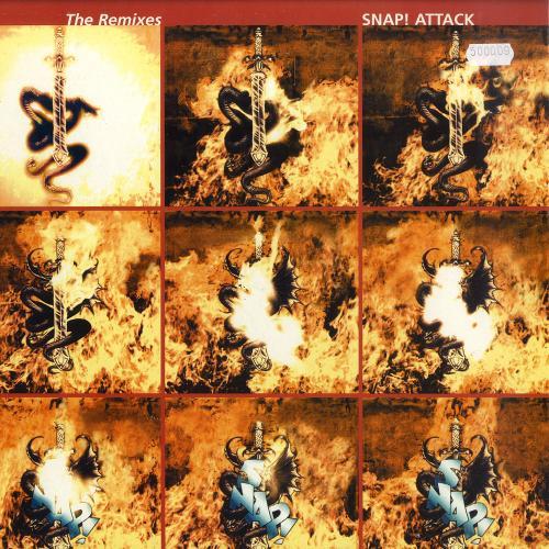 Snap! - Attack - The Remixes (1996)