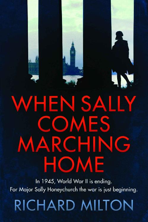 When Sally Comes Marching Home - Richard Milton