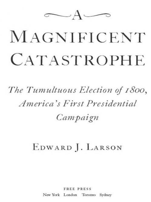 A Magnificent Catastrophe by Edward J  Larson