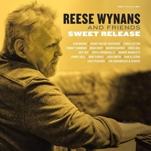 Reese Wynans And Friends - Sweet Release ( 2019 )