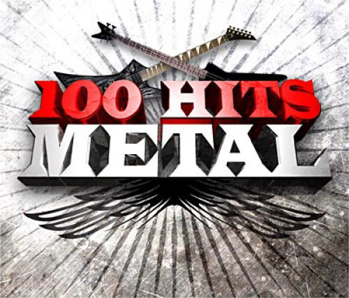 VA - 100 Hits Metal [6CD Box Set (2019)