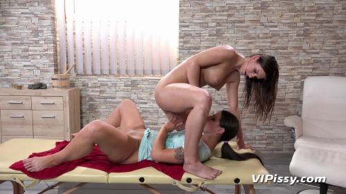 VIPissy 19 04 29 Jenifer Jane And Nicolette Noir Sexy Massage XXX 1080p MP4-KTR
