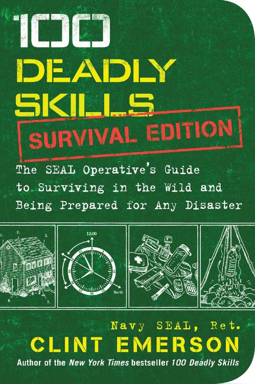 20 Survival Guide Books Collection