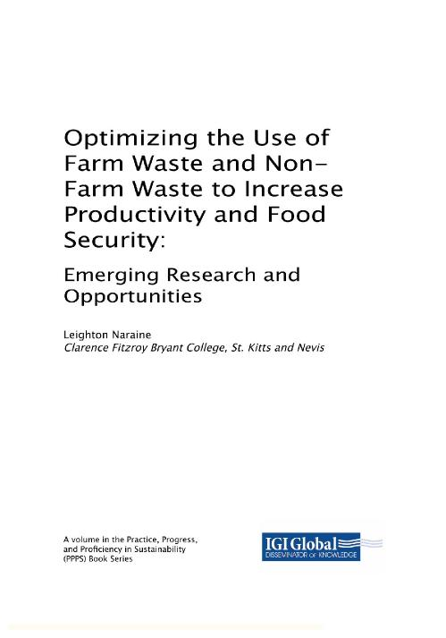 Optimizing the Use of Farm Waste and Non-Farm Waste to Increase Productivity and F...