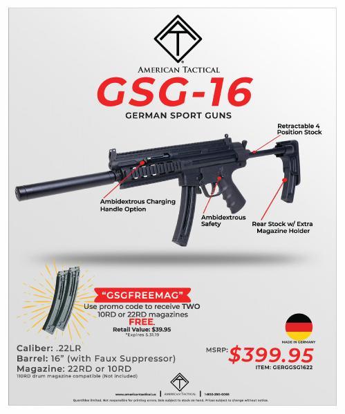 Firearms News - May 2019