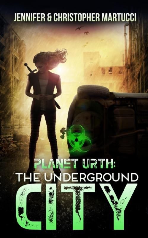 The Underground City (Planet Urth, n  3) by Jennifer Martucci, Christopher Martucci