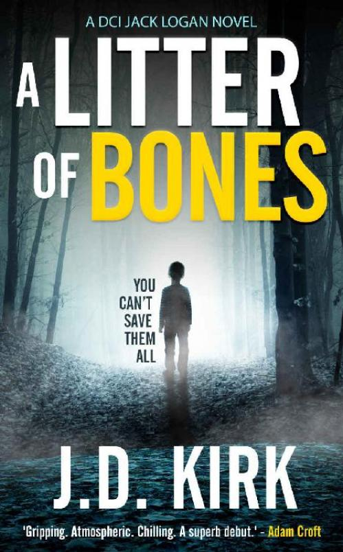 A Litter of Bones - JD Kirk