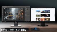 Два монитора для Photoshop (2019) PCRec