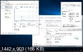 Microsoft Windows 10 Pro 17763.475 RS5 RTM by Lopatkin 2x1 (x86-x64) (2019) =Rus=