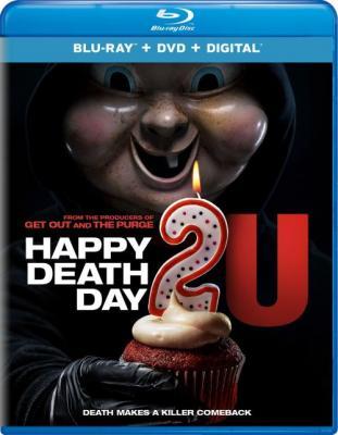 Счастливого нового дня смерти / Happy Death Day 2U (2019) Blu-Ray EUR 1080p | Лицензия