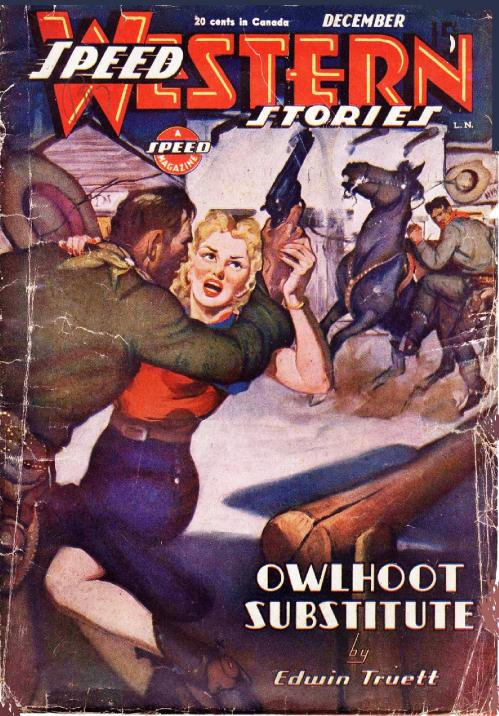 Old Pulp Magazines Collection 34