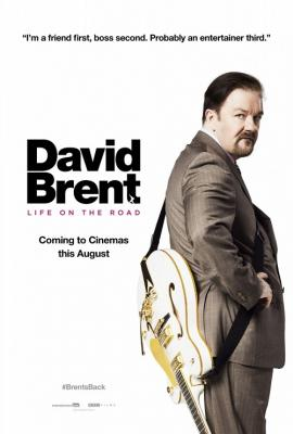 Дэвид Брент: Жизнь в дороге / David Brent: Life on the Road (2016) WEBRip 1080p | Mallorn Studio